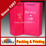 Customized Printing Wine Paper Bag (2325)