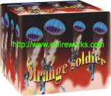 Invasion Force Assault Fireworks (Parachute) (PA1003)