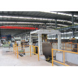Cold/Hot Rolled Galvanized Mild Carbon Silicon Stainless Steel Cut to Length Machine Line