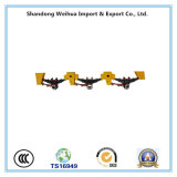3 Axles American Type Semi Trailer Suspension with High Quality