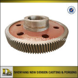 OEM Cast Iron Casting Gear Made in China
