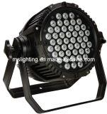 36*RGBW 4in1 LED PAR 64 / LED Stage Light Waterproof IP 65