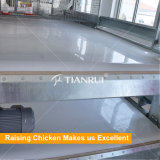 Farming port Automatic PP Belt End Chicken Manure Clean System