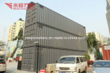 Shipping Container House for Square LED Screen