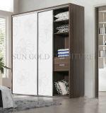 Simple Design Sliding Door Wardrobe (SZ-SW011)