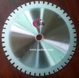 Tct Saw Blade for Cutting Steel, Longer Operating Life