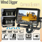 7inch Wired Rear View System for Mine Truck (DF-727T0412)