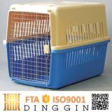Simple and Convenient Airline Dog Cage Plastic
