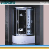 Glass Steam Bath Cubicle (KF803R)