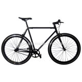 Full Black Hi-Tensile Steel Single Speed Fix Gear Bike