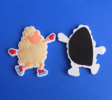 2d and 3D Soft PVC Logo Fridge Magnet (ASNY-FM-IVY-002)