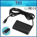 USB-C 45W Type-C 5V/2A 20V/2.25A Qucik Laptop Charger for DELL