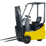 Three Wheel Electric Forklift with CE (ZX18-07)