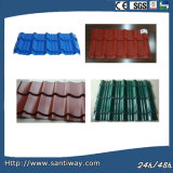 Corrugated Roofing Sheet for Construction Material