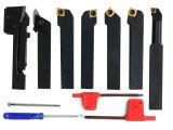 7 PCS Turning Tools Sets for CNC Lathe Carbide 9PCS