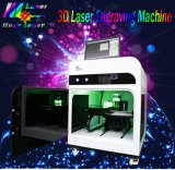 3D Laser Engraving Machine for Small Gifts Shop (5K)