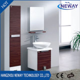 Hot Sell Melamine Teak Bathroom Furniture with Side Cabinet