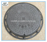 Hot Sale Aluminium Sand Casting Sewer Manhole Cover for Sale
