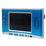 Portable TV Built in ATSC, ISDB-T, DVB-T or Analogue