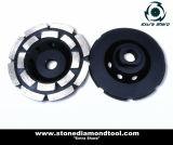 Diamond Double Row Grinding Cup Wheels