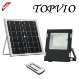 Outdoor Solar LED Flood Light Camping Light with Solar Panel