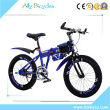 New Blue 20 Folding Children Mountain Bicycles for Students