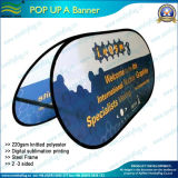 Folding Pop up Banner for Easy Setup and Carry (*NF22F06019)