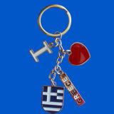 Zinc Alloy Key Chain, Zinc Alloy Key Ring