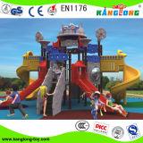 Professional Manufacturer of Outdoor Playground Slides (Kl 049A)