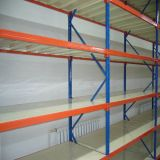 Medium Duty Slotted Angle Storage Rack