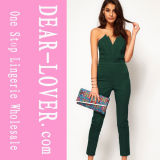 Sexy One Piece Formal Women Jumpsuit