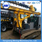 Ground Crawler Solar Ramming Hydraulic Hammer Pile Driver (HG300-L)