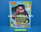 Promotional Battery Operated Fishing Game with Music Toy (153808)