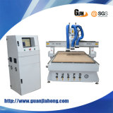 1325 Woodworking Machine 3 Spindle Atc CNC Router