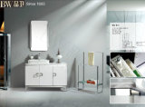 Stainless Steel 304 # Bathroom Cabinet with Marble Top