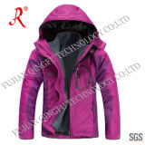 Breathable Outdoor Tech Ski Jacket (QF-657)