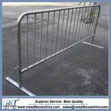 Hook & Eye Locking System Crowd Control Barriers