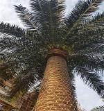 Steel Galvanized Telecommunication Camouflaged Tree Tower