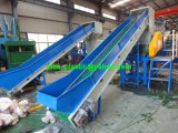 PP PE Film Crushing Washing Recycling Line with 1000kg/H