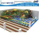 Children Indoor Slide Equipment Naughty Castle (HD-0194)