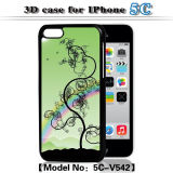 3D Case for iPhone 5c (V542)