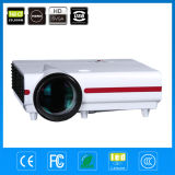 3500 High Lumens Home Theater LED Multimedia Projector