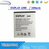Explay A500 Battery 2100mAh High Quality Accumulator