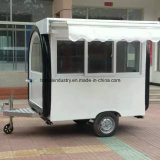 Fiber Glass Food Trailer with Awning