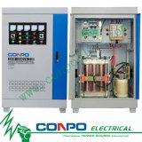 SBW-60kVA Full-Auotmatic Compensated Voltage Stabilizer/Regulator