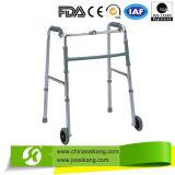 Foldable & Height Adjustable Frame Walker (CE/FDA/ISO)
