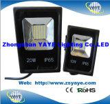 Yaye 18 Hot Sell Ce & RoHS SMD5730 10W /20W LED Flood Light / 10W LED Floodlight / 10W LED Projector