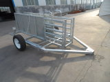 Mobile Sheep Transport Trailers