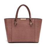 The Most Fashion Stylish Lady Bag Crocodile Leather Women Handbag