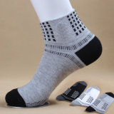 Men′s Cotton Sports Socks (MA208)